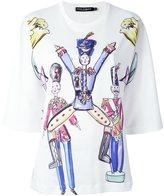 Dolce & Gabbana toy soldier print T-shirt