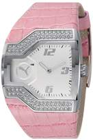 Puma Women's PU101202003 Motor Sport Collection Star Podium Watch