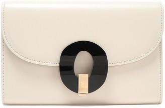 Giorgio Armani Embellished Leather Wallet