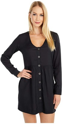 RVCA Harley (Black) Women's Dress
