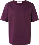 Lucio Vanotti - inverted chest pocket T-shirt - men - Cotton - 4