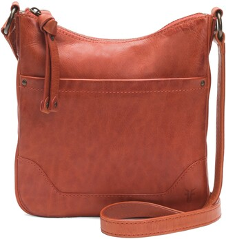 Frye Melissa Leather Swing Crossbody Bag