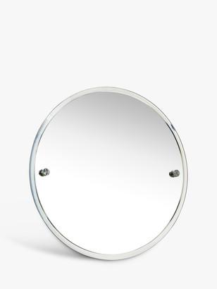 Miller Bond Chrome Bathroom Mirror