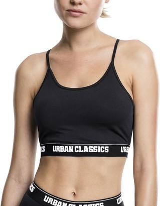 Urban Classics Women's Ladies Sports Bra