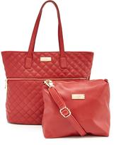 BCBGMAXAZRIA Scarlet Beverly Drive Tote & Crossbody Bag