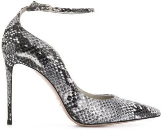Le Silla Sharon snake effect pumps