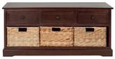 Safavieh Storage Cabinet Cherry