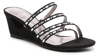 New York Transit Funlicious Wedge Sandal