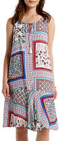 White Stuff Porto Patch Dress, Multi