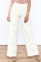 Heiress Boutique Off White Pants