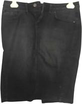 MANGO Blue Denim - Jeans Skirt for Women