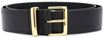 KHAITE Robbi buckle belt