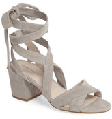 Kenneth Cole New York Women's 'Victoria' Leather Ankle Strap Sandal