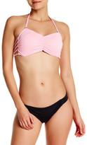 Maaji Blushberry Reversible Bandeau Bikini Top