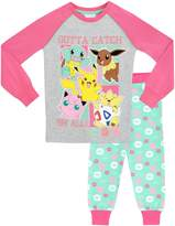 Pokemon Girls' Pajamas