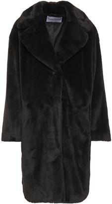 Stand Studio Camille Faux Fur Coat