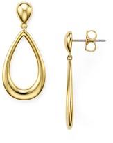 Nadri Open Drop Earrings