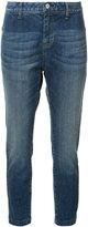 Nili Lotan cropped jeans - women - Cotton/Spandex/Elastane - 24