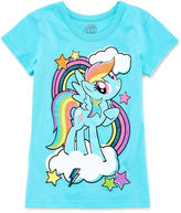 My Little Pony Graphic T-Shirt-Preschool Girls