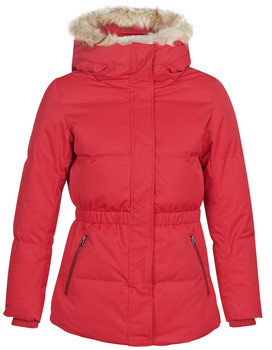 Rip Curl ANTI SERIES MISSION JACKET women's Parka in Pink