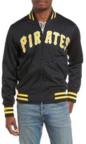 Mitchell & Ness Men's Authentic Bp - Pittsburgh Pirates Baseball Jacket