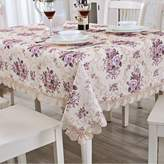 JIN Tableloths ontinental Jaquard Tableloth Lae Table loth Tableloth m m Tableloth Fabri Table loth Napkins Tableloth m Table loth over over oasters