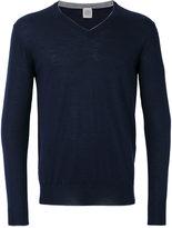 Eleventy v-neck pullover