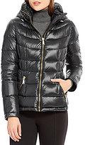 Calvin Klein Short Light Weight Packable Down Puffer Coat