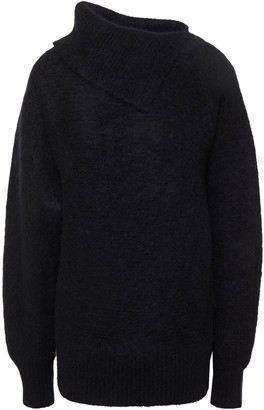 Zimmermann Espionage Brushed Mohair-blend Sweater