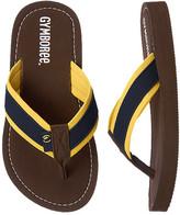 Gymboree Stripe Flip Flop