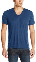 Splendid Mills Men's Jersey V-Neck T-Shirt