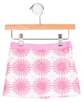 Milly Minis Girls' Embroidered Embellished Skirt w/ Tags