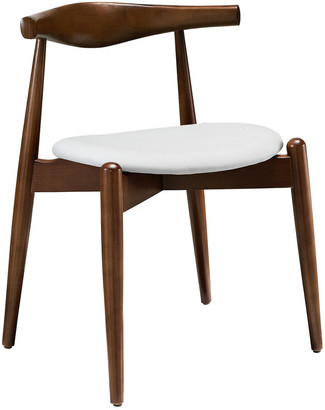 Modway Stalwart Dining Beech Wood Side Chair