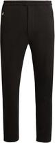 Acne Studios Fritz fleece-lined cotton-jersey track pants