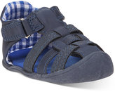 Carter's Every Step Stage 1 Crawling Addison Sandals, Baby Boys (0-4)