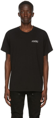 Amiri Black Banana Tree T-Shirt
