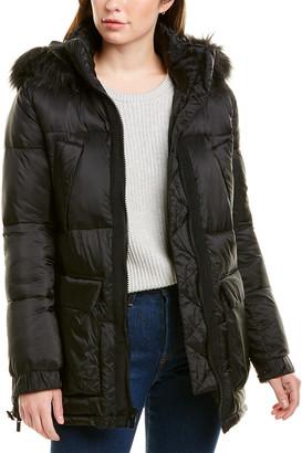 Rachel Roy Short Puffer Jacket