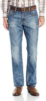 Wrangler Men's Retro Limited Edition Relaxed Fit Boot Cut Jean