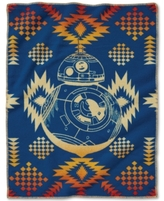 "Pendleton Star Wars BB-8 Padawan Lap Blanket, 32"" x 44"""