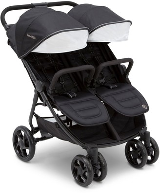Delta Children J is for Jeep Brand Destination Ultralight Double Stroller