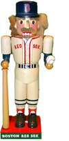 Kurt Adler 14-Inch Boston Red Sox Baseball Player Nutcracker