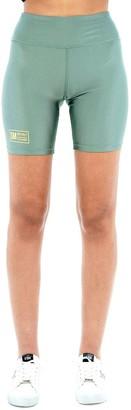 Steve Madden Biker Shorts Green