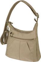 Travelon Anti-Theft Signature Top Zip Shoulder Bag