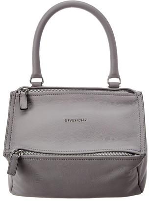 Givenchy Pandora Small Leather Messenger Bag