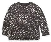 Stella McCartney Toddler's, Little Girl's & Girl's Star Print Cotton Sweatshirt