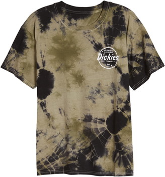 Dickies Tie Dye Boyfriend T-Shirt