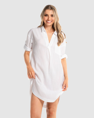 Deshabille The Hamptons Shirt Dress