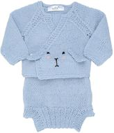 Handmade Wool Sweater & Diaper Cover