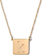 Sarah Chloe Cara Square Necklace