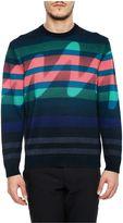 Kenzo Striped Pullover